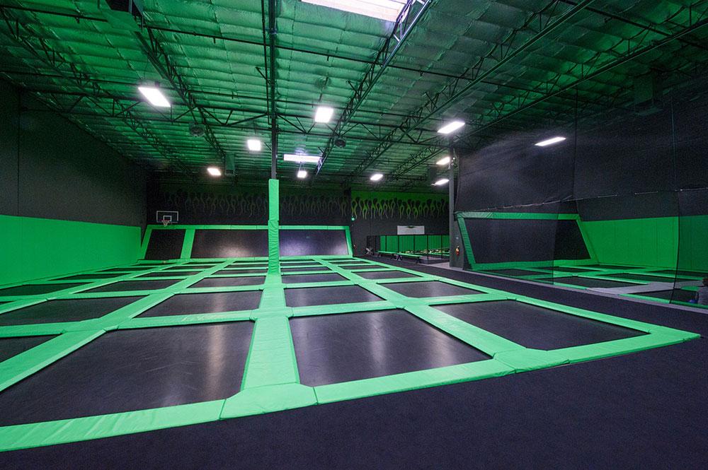 2 Xtreme Arena Facility Image