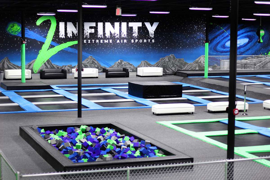 2 Infinity Extreme Air Sports Facility Image