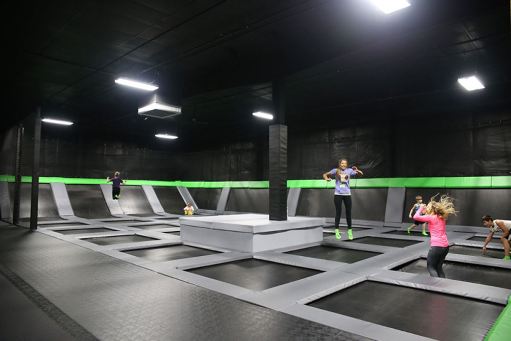 Action City Family Fun Center Facility Image