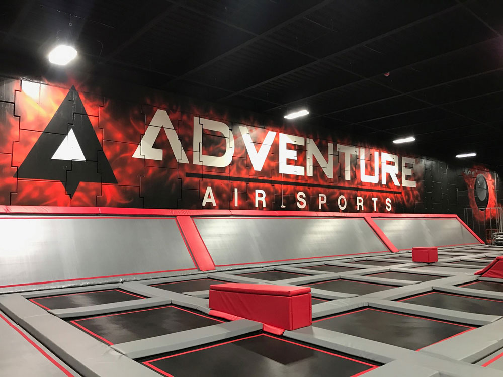 Adventure Air Sports Kennesaw Facility Image