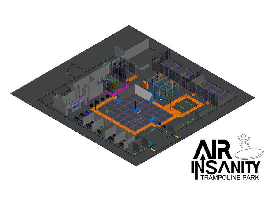 Air Insanity Facility Image