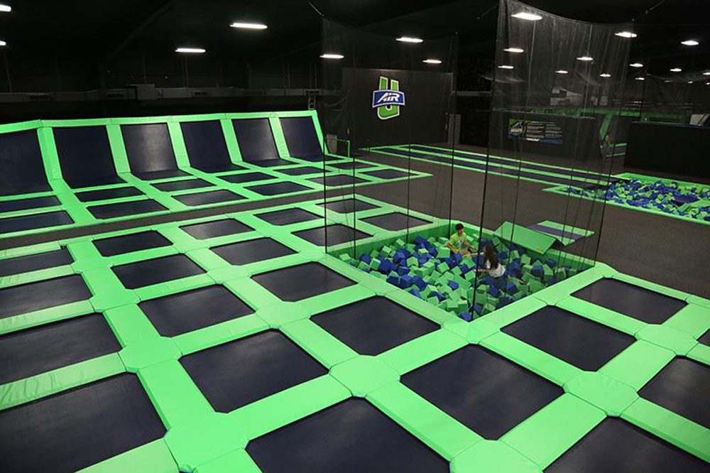 Air U Indoor Trampoline Park - Amarillo Facility Image