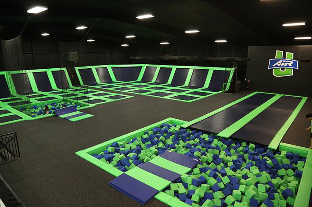 Air U Indoor Trampoline Park - Central Louisiana Facility Image