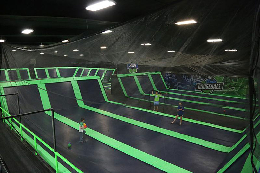 Air U Indoor Trampoline Park - Shreveport Facility Image