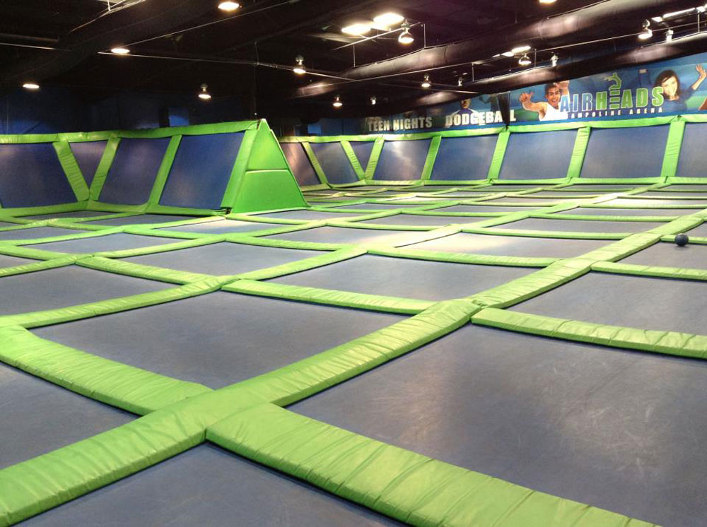 AirHeads Trampoline Arena - Pinellas Facility Image
