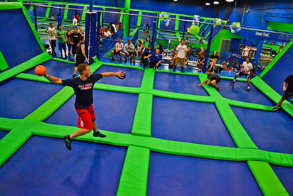 AirHeads Trampoline Arena - Tampa Facility Image