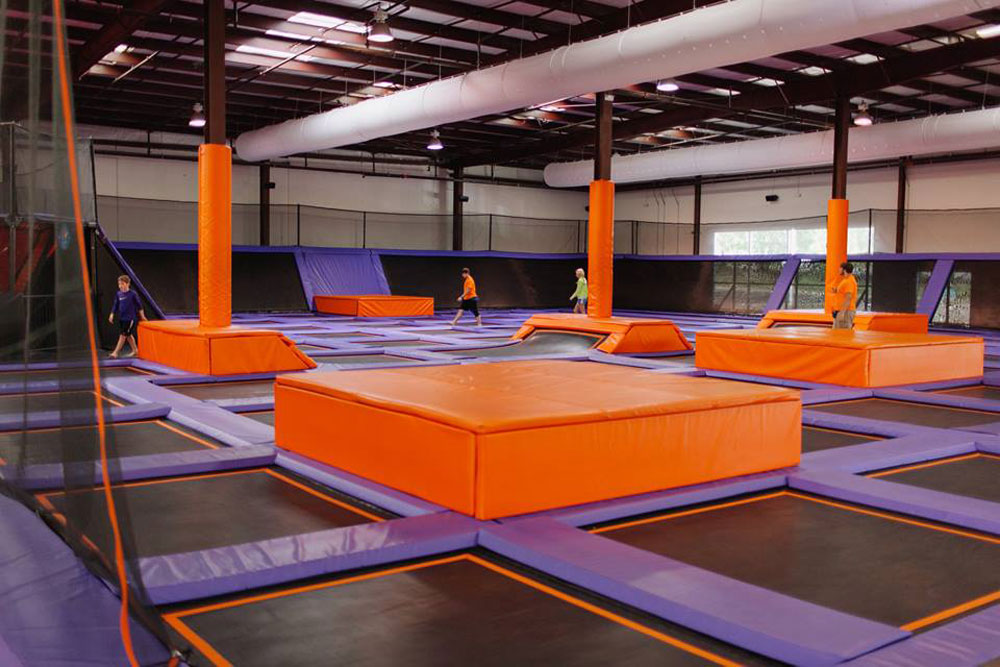 Altitude Trampoline Park - Little Rock