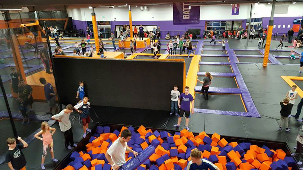 Altitude Trampoline Park - Marysville, WA | Action Park Source