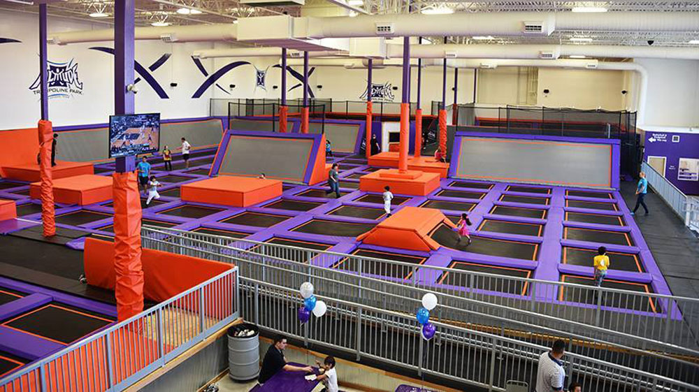 Altitude Trampoline Park York Pa Action Park Source