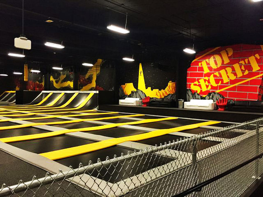 Area 51 Extreme Air Sports Facility Image