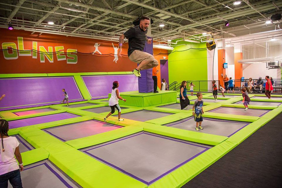 Atomic Trampoline Fun Center Facility Image
