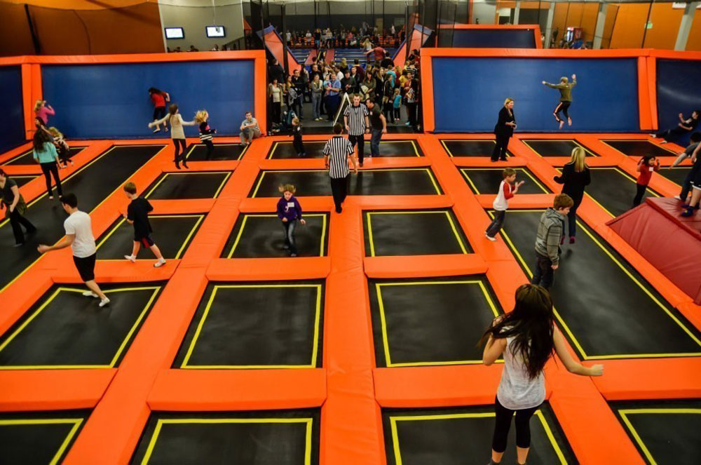 Big Air Trampoline Park - Buena Park
