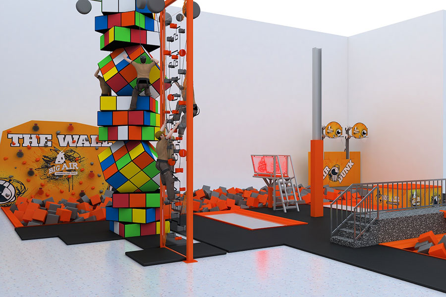 Big Air Trampoline Park - Charlotte