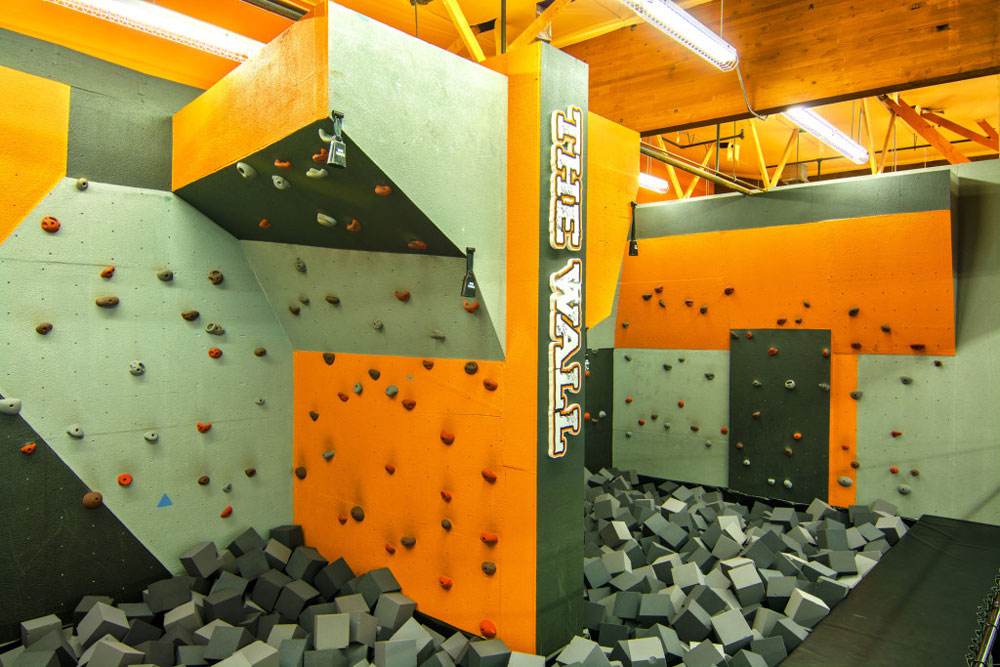 Big Air Trampoline Park - Greenville