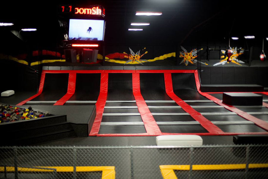 BoomShaka Extreme Air Sports Facility Image