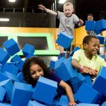 Bounce Trampoline Sports - Brooklyn
