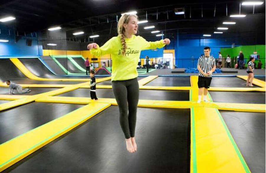 Bounce Trampoline Sports - Middletown
