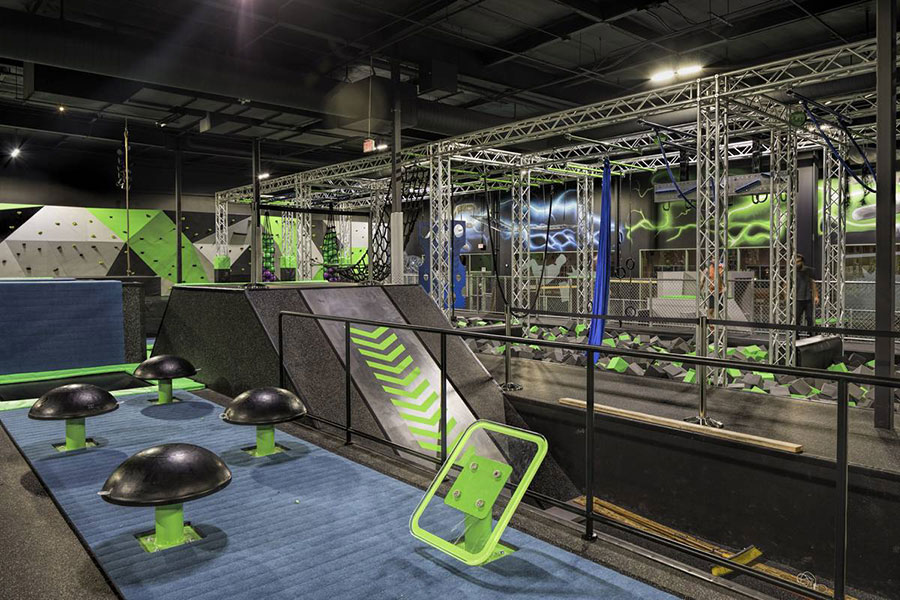 DojoBoom Extreme Air Sports Facility Image