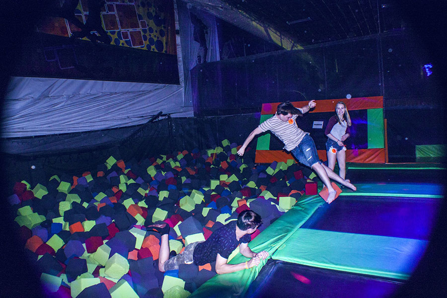 Elevated Sportz Facility Image