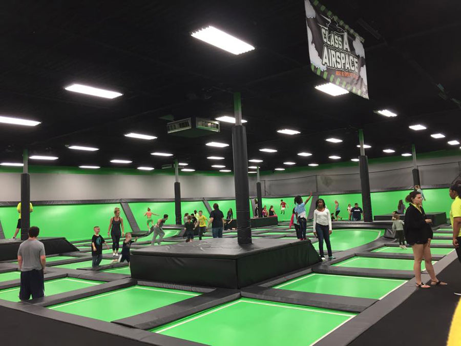 Flight Deck Trampoline Park - Fort Worth