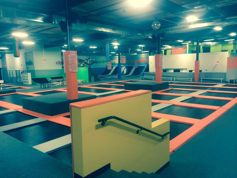 Flight Trampoline Park - Pittsburgh