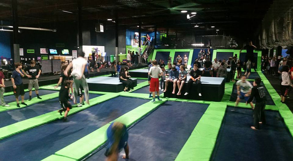 Fly High Trampoline Park - Reno