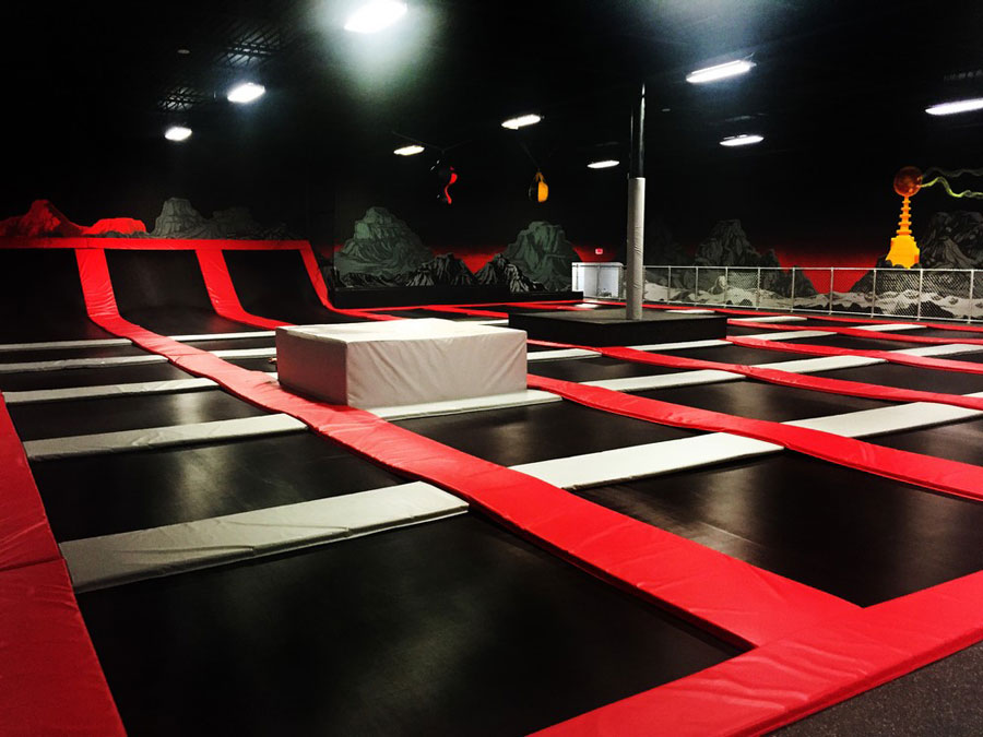 Flying Panda Air Sports Facility Image