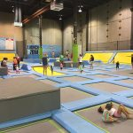 Freefall Trampoline Park Facility Image