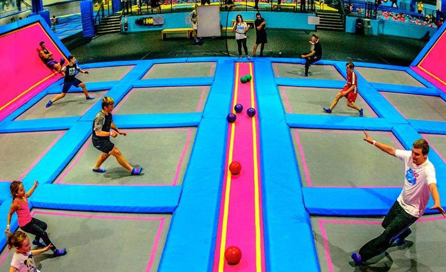 Gravity Trampoline Park Facility Image