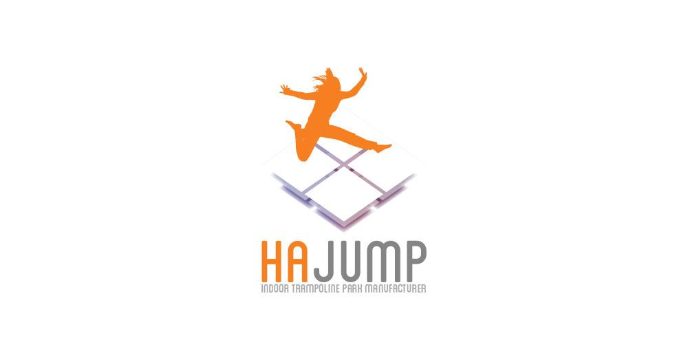 HaJump Trampolines Manufacturer Logo
