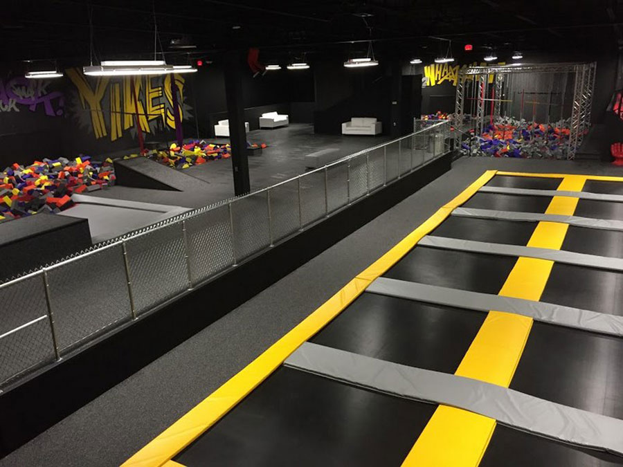 House of Boom Extreme Air Sports Facility Image