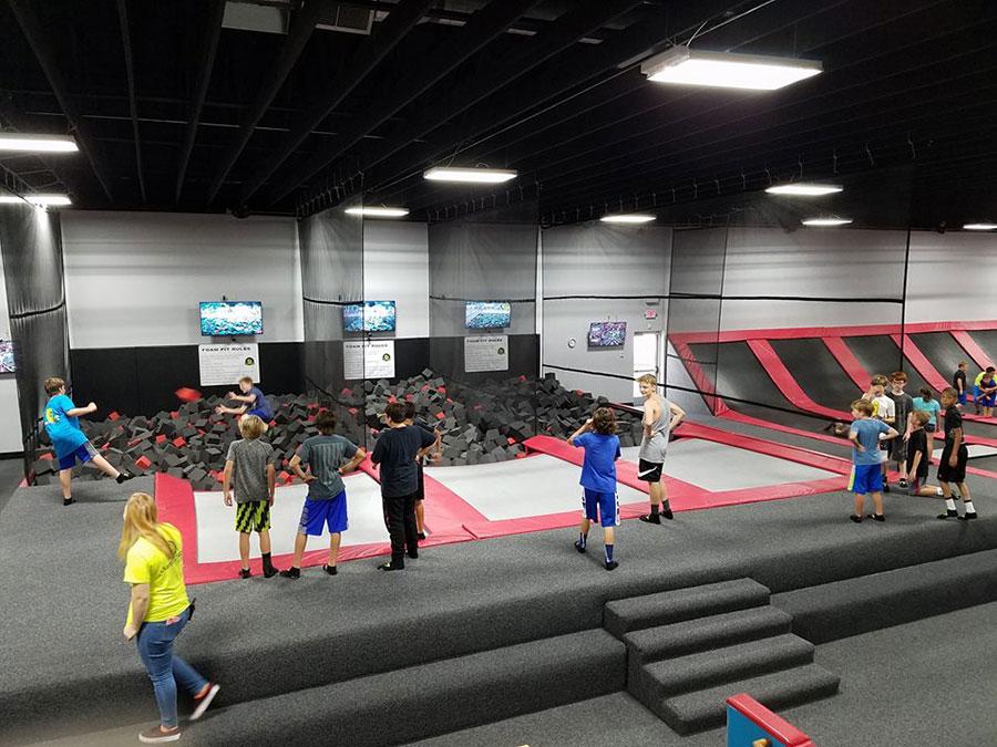 Jump Craze Casper Facility Image