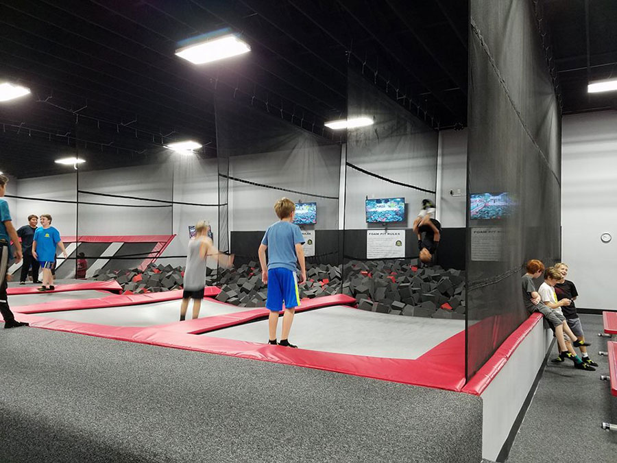Jump Craze Rapid City Facility Image
