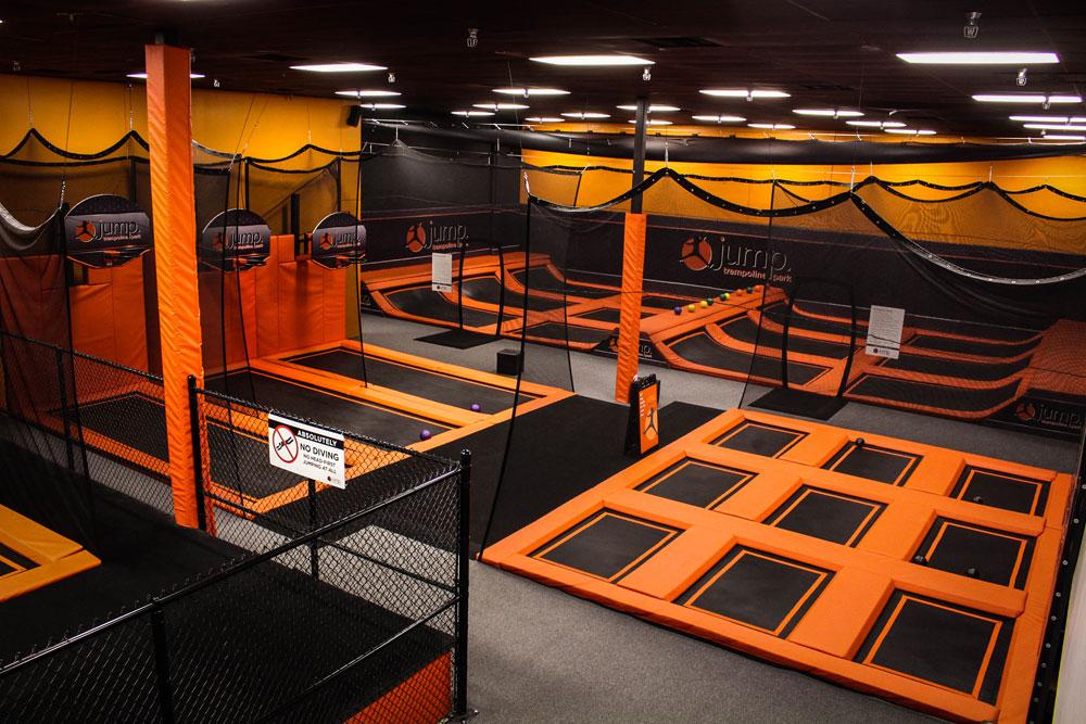 Jump Lynchburg Facility Image