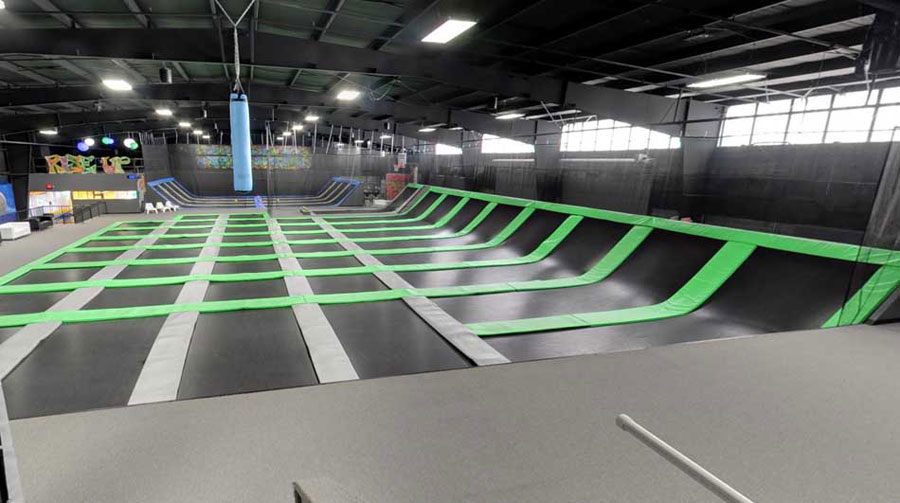 JumpJam Extreme Air Sports Facility Image