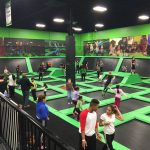 Launch Trampoline Park - Steeple Chase