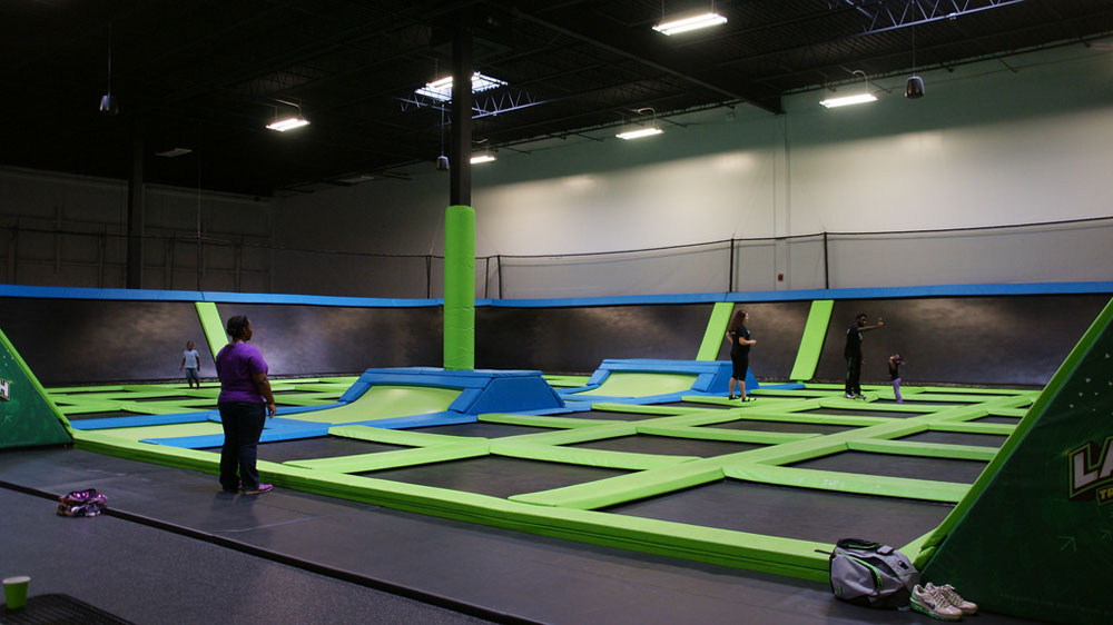 Launch Trampoline Park - Rockland
