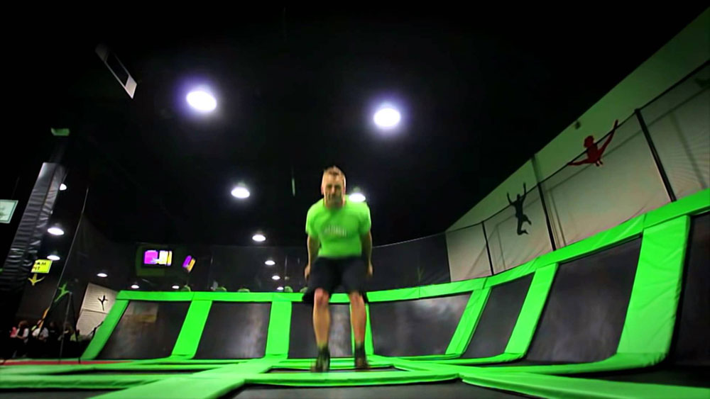 Launch Trampoline Park - Richmond