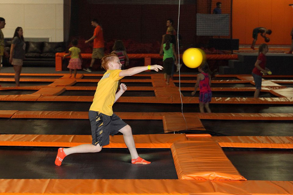 Launch Pad Trampoline Park Facility Image