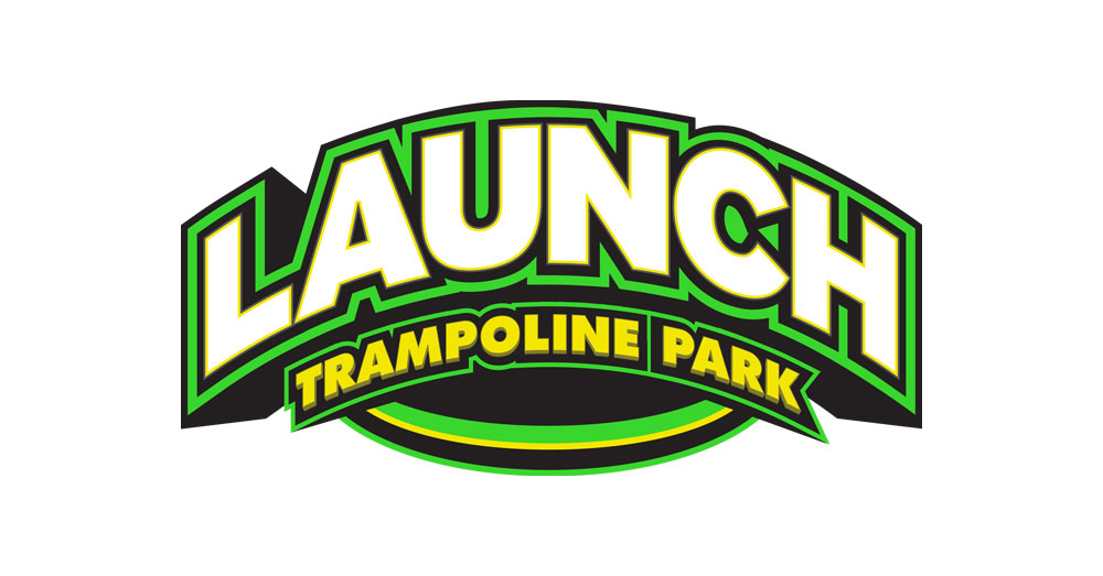 Launch Trampoline Parks Logo
