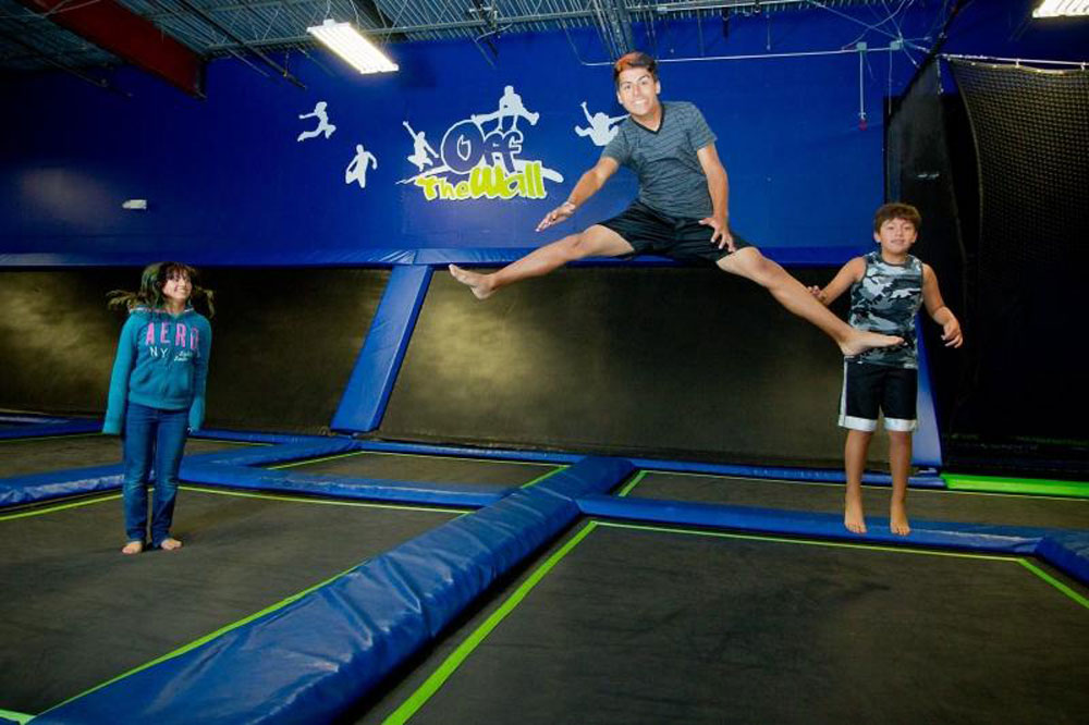 Off the Wall Trampoline Fun Center Facility Image