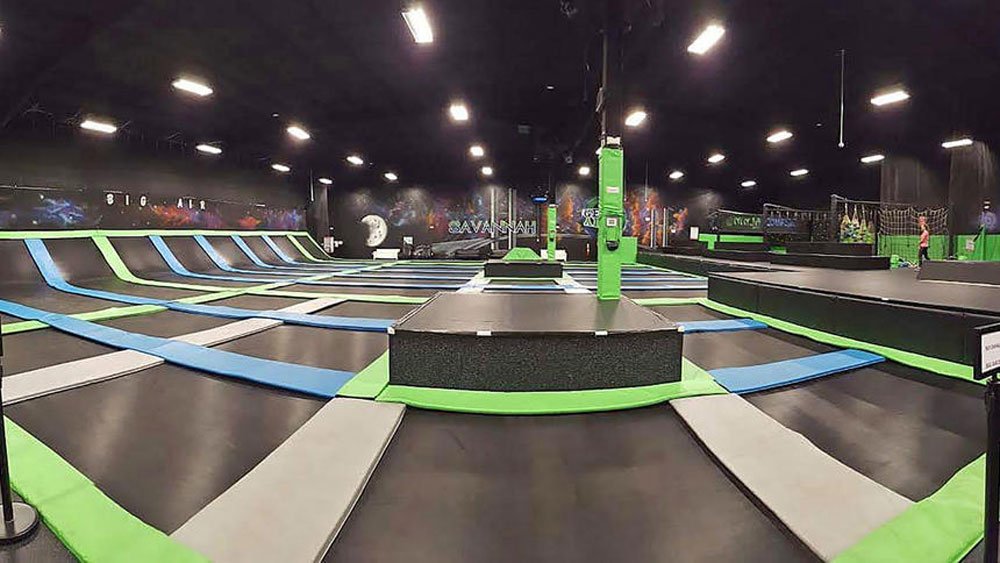 Planet 3 Extreme Air Park Flint Facility Image