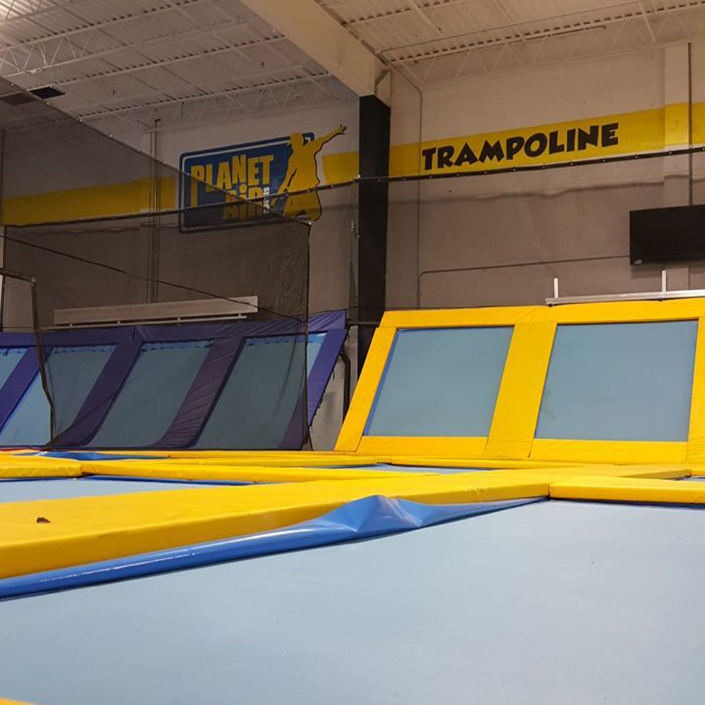 Planet Air Sports - Doral Facility Image
