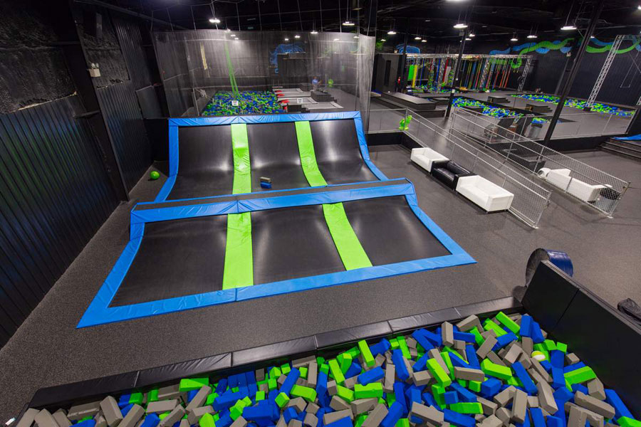 Quantum Leap Extreme Air Sports Facility Image