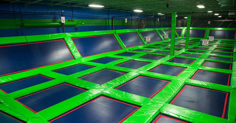 ff24fc6374 Trampoline Parks  A Complete History