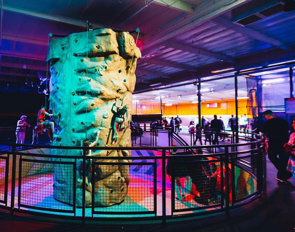 Rockin' Jump Trampoline Park - Orange County