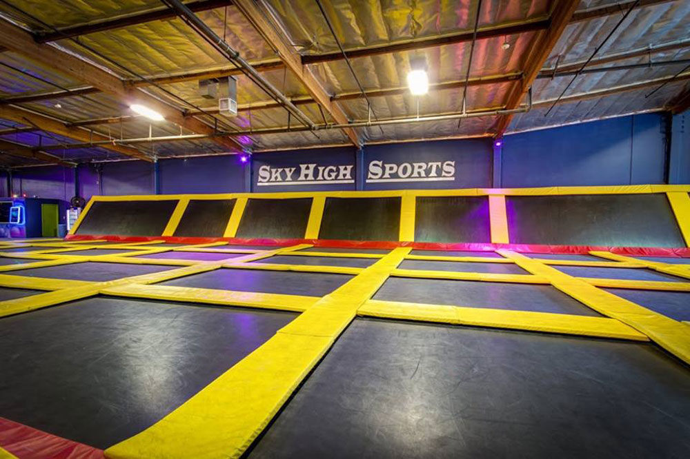 Sky High Sports - Woodland Hills Facility Image