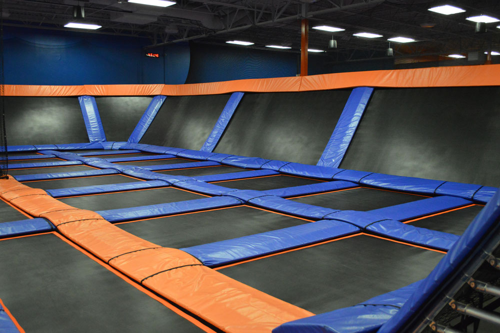 Sky Zone Plantation Facility Image
