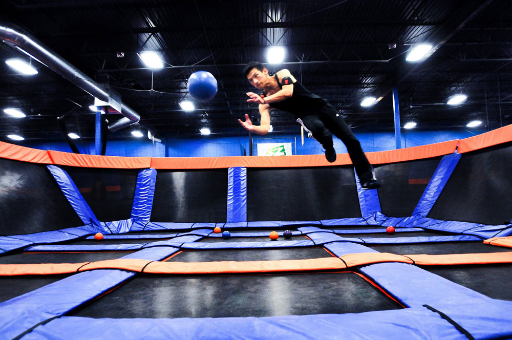 Sky Zone Clearwater Facility Image