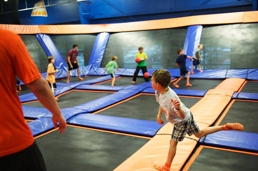 Sky Zone Allendale Facility Image